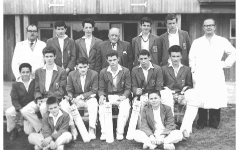 Cricket team c1960/61
