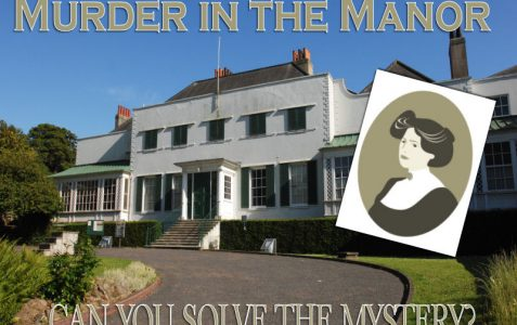 A murder mystery for you
