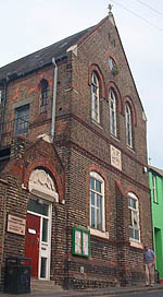 Hanover Community Centre, Southover Street