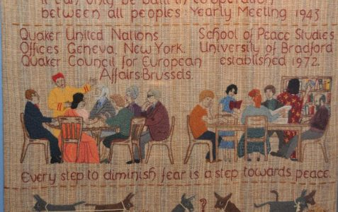 The Quaker Tapestry