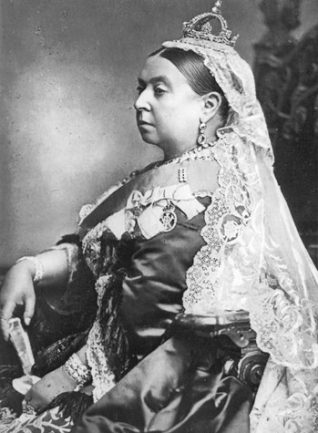Queen Victoria in 1887 | Image in the public domain