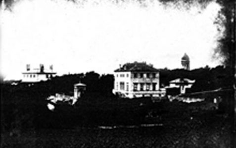 Paper negative image c1860