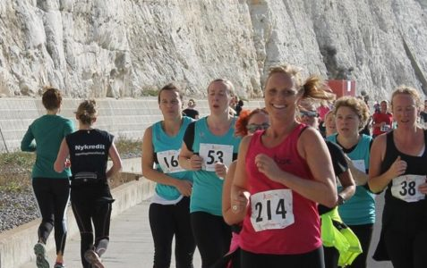 RISE - 8K Undercliff Run for Women