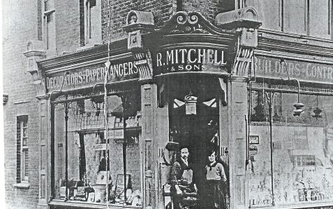 Mitchell & Son: 114 London Road