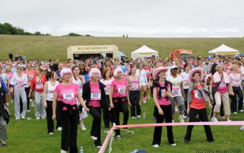 Cancer Research UK: Race for Life 2008