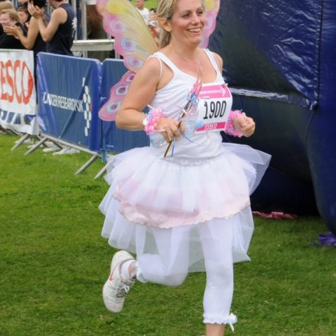 A very fast fairy   Photo by Tony Mould