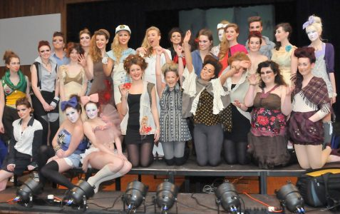 'Rags to Riches' at City College