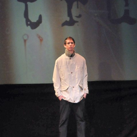 'Rags to Riches' at City College   Photo by Tony Mould