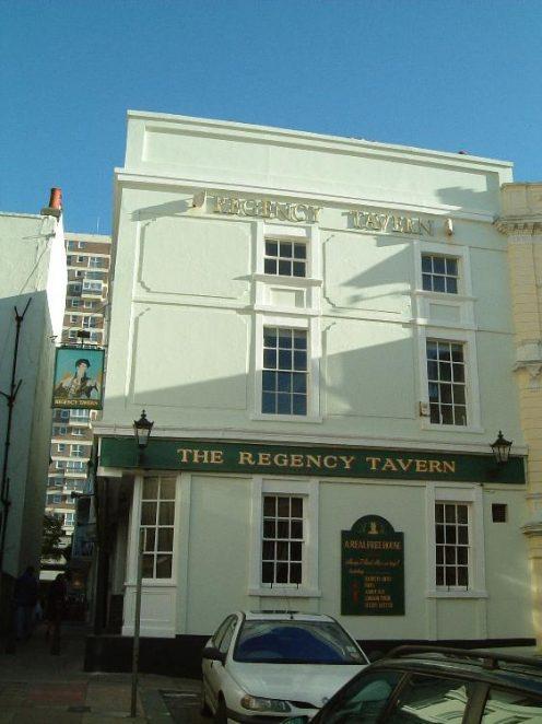 Regency Tavern: Now | Mike Snewin