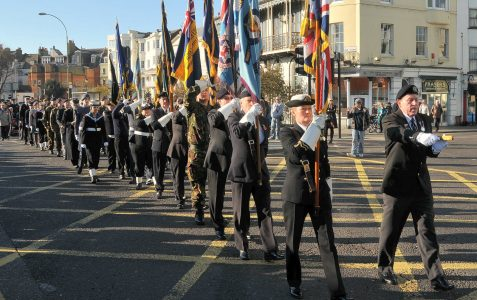 Remembrance Sunday: War Memorial service and parade