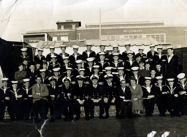 Hove Sea Cadets: c1960's | From the private collection of Helen McDiarmid