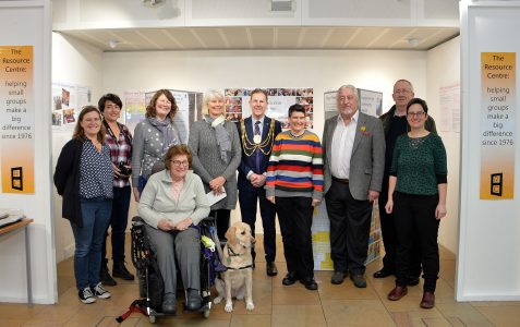 Resource Centre: supporting the community for 40 years