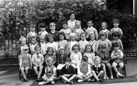 My brother's class 1951