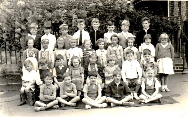 Richmond Street Infants School | From the private collection of  Jackie Thomas/Parker Nee Jones