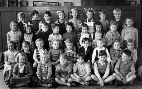 Class photo 1950