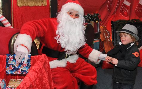 Rockinghorse charity Christmas Fair