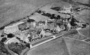 Roedean School | From the private collection of  Lt Cdr R J. Hoole RN