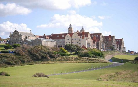 Roedean School: founded in 1885