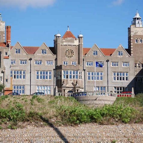 Roedean School photographed in 2007 | Photo by Tony Mould