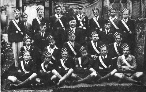 Brighton Boys Brigade 1930s