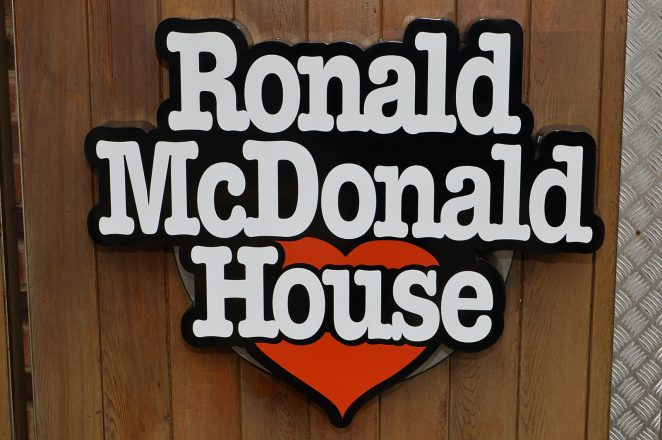 Ronald McDonald House: ©Tony Mould