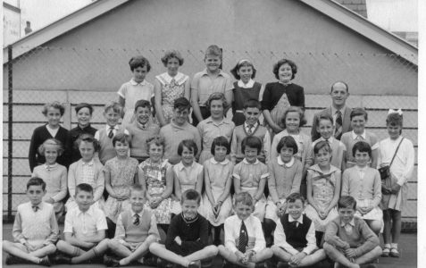 Mr Crouch's class c1950s