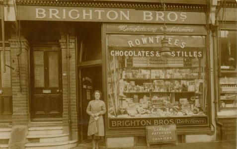 Do you recognise this shop?