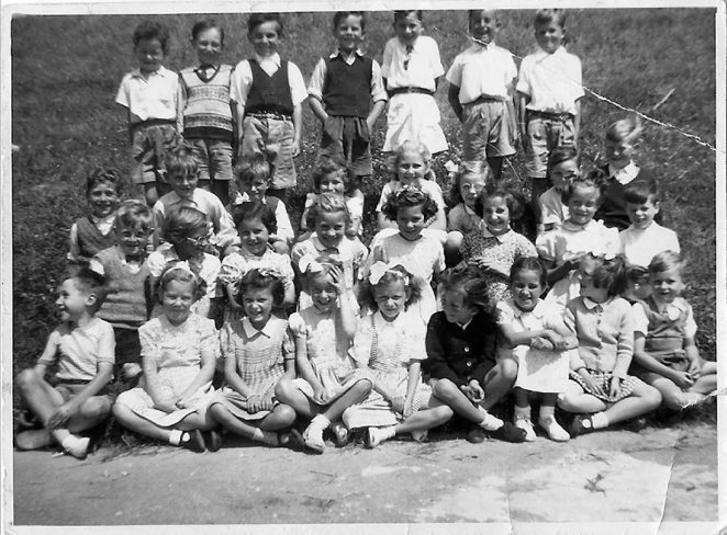 Carden Primary School: Class 6 1953 | From the private collection of Rosie Roser