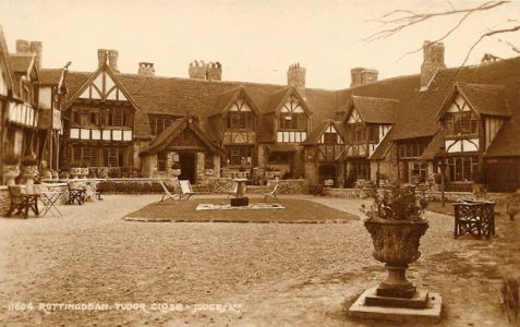 Tudor Cottages and Tudor Close