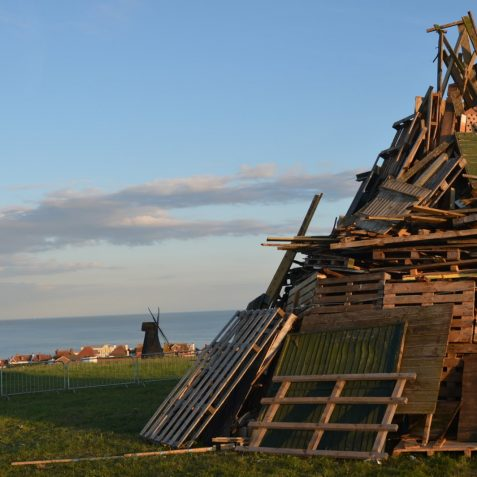 Rottingdean Jubilee Beacon | Photo by Tony Mould