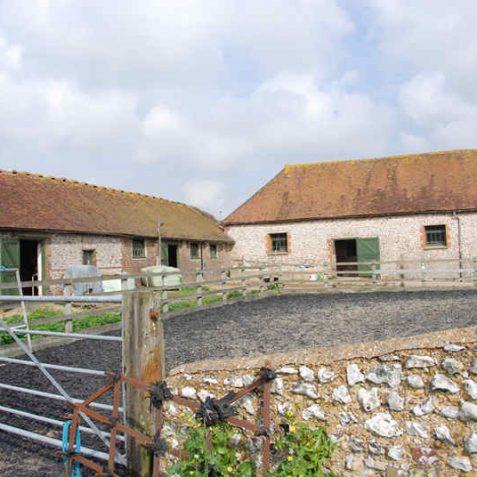 New Barn | Photo by Tony Mould