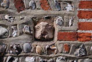 The 'wishing stone' | Photo by Tony Mould
