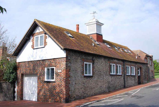 Squash Cottage   Photo by Tony Mould