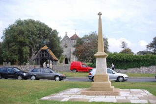 Rottingdean War Memorial   Photo by Tony Mould
