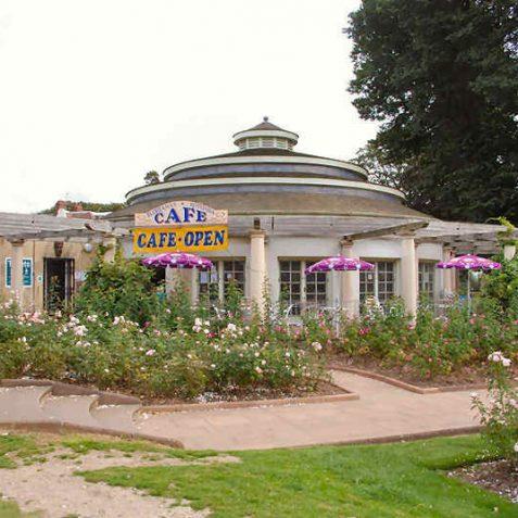 The Rotunda at Preston Park | Photo by Tony Mould