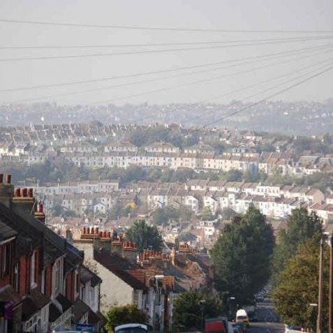 The Roundhill area | Photo by Tony Mould
