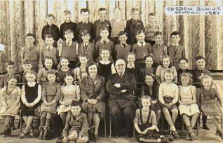 Carden Junior School 1951 | Roy Grant