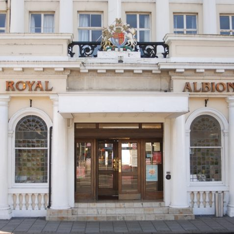 Royal Albion Hotel | Photo by Tony Mould