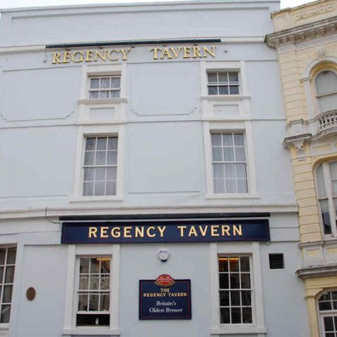Regency Tavern, Russell Square | Photo by Tony Mould