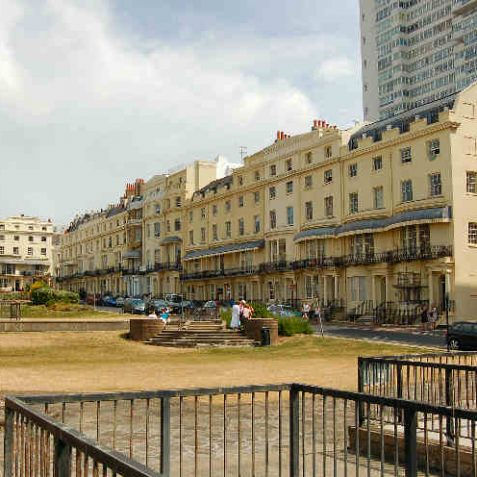 Regency Square | Photo by Tony Mould