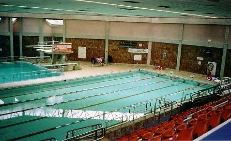 Prince Regent Swimming Pool