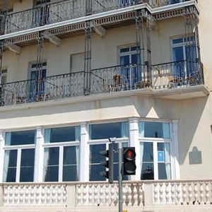 Royal Albion Hotel - site of Russell's house   Photo by Tony Mould