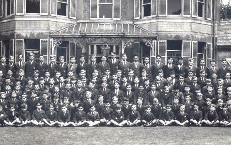 School photograph 1950