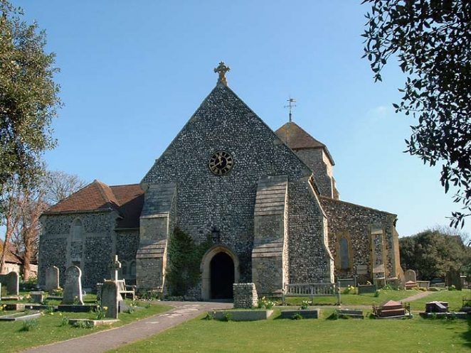 St Margaret's Church, Rottingdean | Photo by Julia Phelan