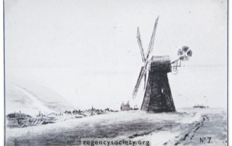 Rottingdean Windmill: Grade II
