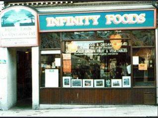 Infinity Foods, North Road