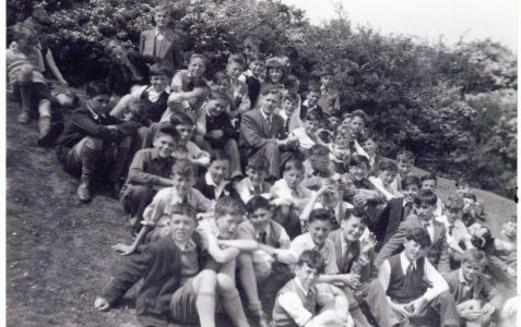 School trip: undated