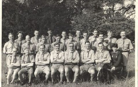 Scout Camp mid 1960s