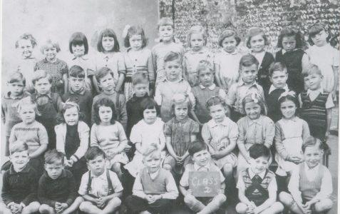 Class photographs 1949/50