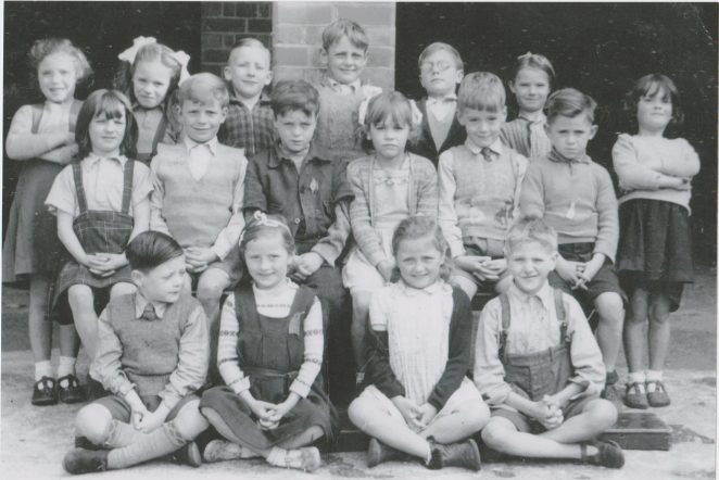 St John's Juniors 1950 | From the private collection of Joy Panteli (Smith)